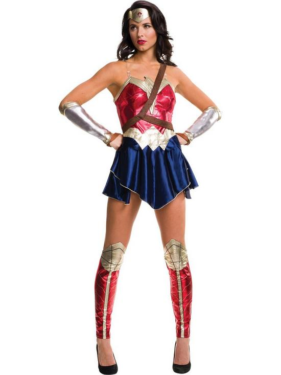 wonder woman adult costume very co uk rh very co uk Wonder Woman Costume for Teenagers Wonder Woman Adult Costume