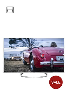 panasonic-50dx750b-50-inch-4k-pro-ultra-hd-hdr-3d-smart-led-tv-with-freeview-hd-and-art-of-interior-tailored-switch-designnbsp--save-pound100-on-ub700ebknbsp4k-uhdnbspblu-ray-player-krmna