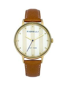 fiorelli-fiorelli-white-satin-dial-with-gold-stri
