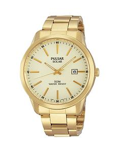 pulsar-mensnbspsolar-powered-gold-tone-dress-watch