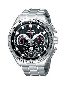 pulsar-mensnbspwrcnbspcollection-stainless-steel-watch