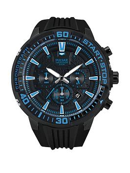 pulsar-mensnbspx-range-ion-plated-strap-sports-chronograph-watch