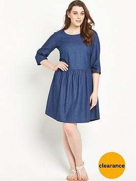 junarose-curve-denim-dress