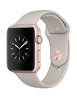 apple-watch-sportnbsp42mm-rose-gold-aluminium-case-with-stone-sport-band