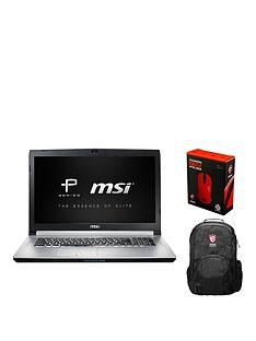 msi-pe70-6qe-intelreg-coretrade-i7-processor-8gb-ram-1tb-hard-drive-173-inch-pc-gaming-laptop-with-nvidia-2gb-gtx-960m-graphics-black