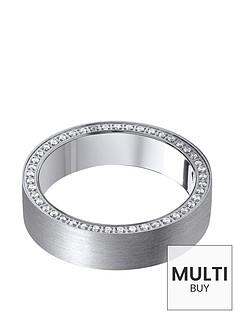 titanium-with-cubic-zirconia-edge-6mm-mens-ring