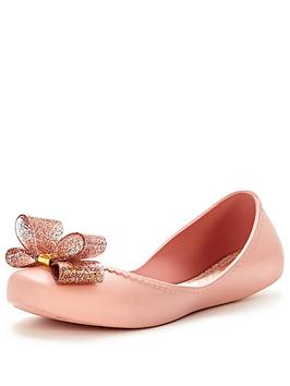 zaxy-start-glitter-bow-pump