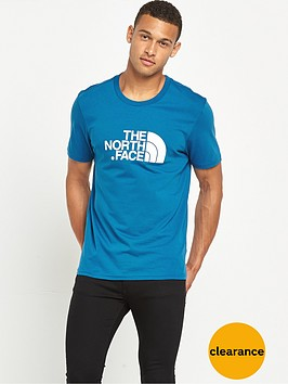 the-north-face-easy-mens-t-shirt-blue