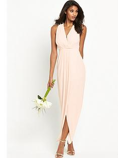 tfnc-dixie-pleat-maxi-dressnbsp