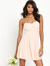 Elida Bandeau Prom Dress