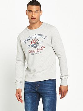 denim-supply-ralph-lauren-helmet-logo-crew-neck-sweatshirt