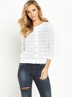 v-by-very-knitted-pointellenbspcardigan-with-gold-buttons
