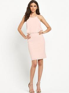 miss-selfridge-sparkle-double-layer-midi-dress