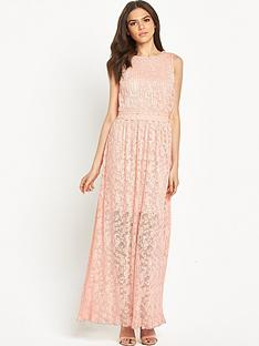 miss-selfridge-lace-plisse-maxi-with-crochet-waist-trim