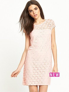 miss-selfridge-lace-swing-dress