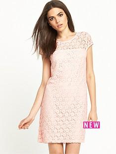 miss-selfridge-lace-swing-dress