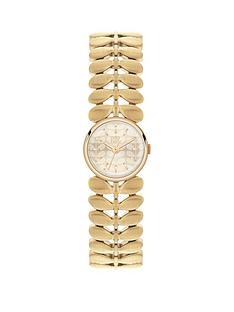 orla-kiely-orla-kiely-laurel-silver-dial-stainless-steel-bracelet-ladies-watch