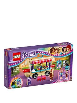lego-friends-amusement-park-hot-dog-van-41129