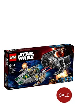 lego-star-wars-vaders-tie-advanced-vs-a-wing-starfighternbsp75150