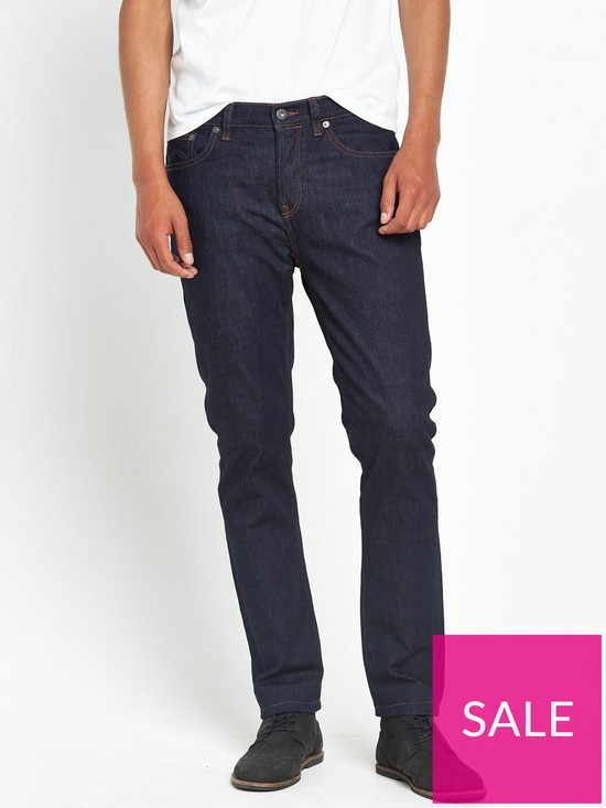 b1b8010a Pretty Green Erwood Slim Fit Jeans | very.co.uk