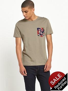 pretty-green-riley-pocket-t-shirt