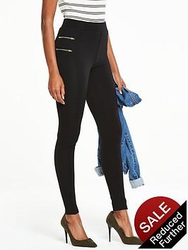 v-by-very-zip-detail-rib-leggings