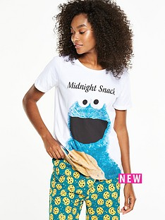 cookie-monster-midnight-snack-pj-setnbsp