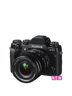 fuji-fuji-finepix-x-t1-black-with-18-55mm-lens-163mp-camera