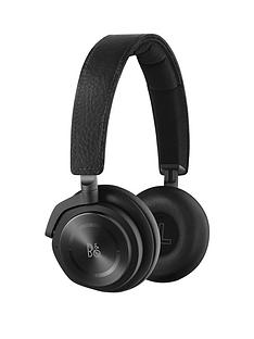 bo-play-by-bang-amp-olufsennbsph8-active-noise-cancelling-on-ear-headphones-black-leather
