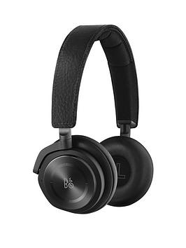 bo-play-by-bang-amp-olufsennbsph8-active-noise-cancelling-on-ear-wireless-headphones-black-leather