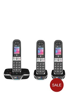 bt-8600-trio-telephone-pack-with-answer-machine-and-advanced-callblocker