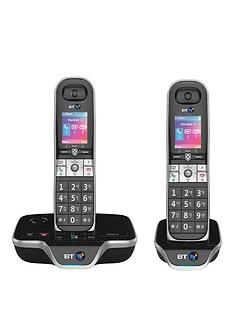bt-8600-twin-telephone-pack-with-answer-machine-and-advanced-callblocker