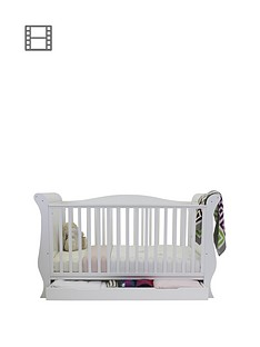 babystyle-hollie-sleigh-cot-bed-whitenbsp