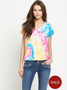 superdry-festival-tie-dye-v-neck-slouch-top