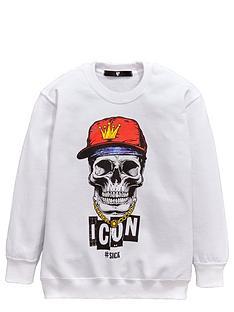 v-by-very-boys-icon-skull-sweatshirt