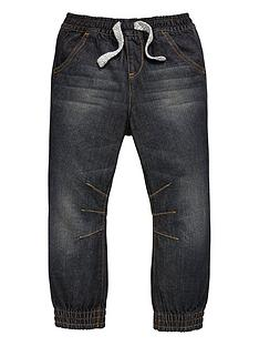mini-v-by-very-boys-black-washed-elasticatednbspwaist-and-cuff-jeans