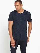 Selected Homme Luke O Neck T-Shirt
