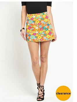 motel-annie-playtime-floral-skirtnbsp