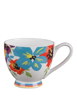 portobello-portobello-footed-carnival-flower-fine-bone-china-mug-set-of-2