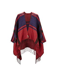 superdry-arizona-check-cape