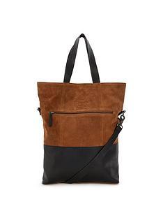 superdry-suede-leather-foldover-shoulder