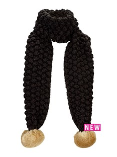 superdry-bobble-stitch-faux-fur-pom-pom