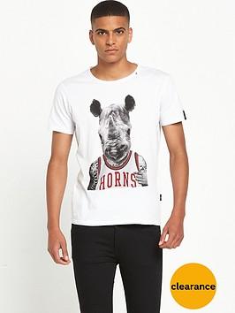 replay-rhino-graphic-t-shirt