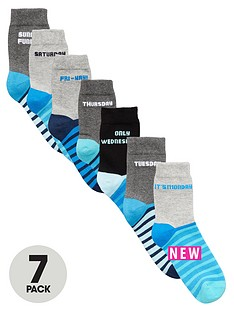 v-by-very-boys-days-of-the-week-stripe-socks-7-pack