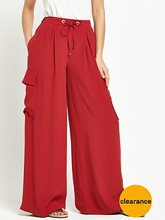 v-by-very-wide-leg-cargo-palazzo-trouser