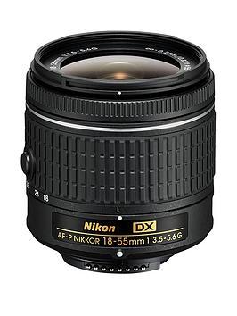 nikon-af-p-dx-nikkor-18-55mm-f35-56g-lens