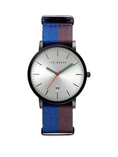 ted-baker-ted-baker-two-block-colour-nylon-strap-mens-watch