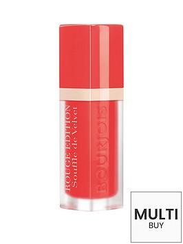 bourjois-rouge-edition-souffle-de-velvet-t01-oranguacutelique-amp-free-bourjois-cosmetic-bag