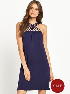 v-by-very-strappy-jersey-beach-dress