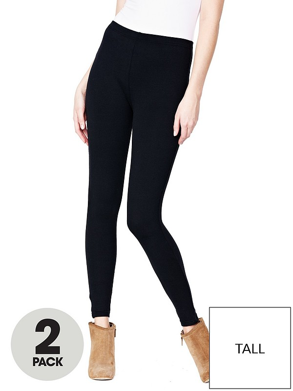 genuine official site great deals 2017 2 Pack Tall Fit Leggings
